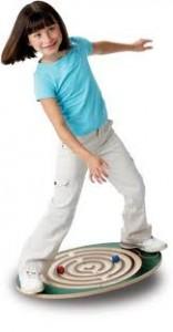 Balanceboardlabrinth