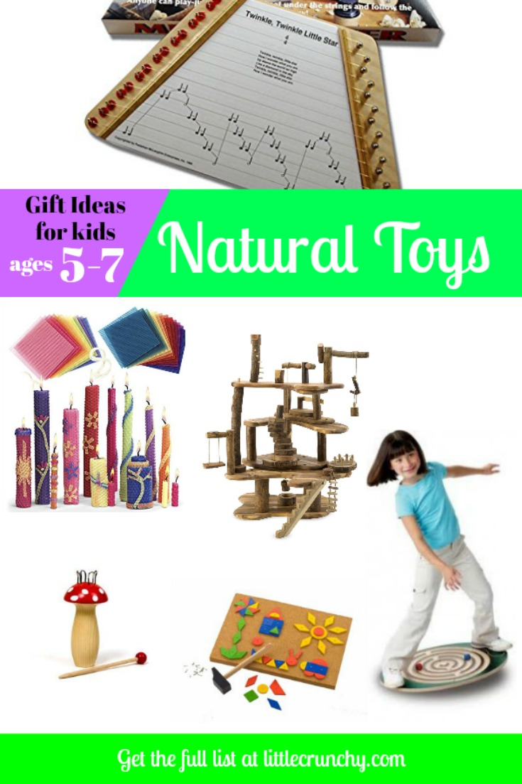 Musical Toys Age 7 : Wonderful natural toys for year olds a little