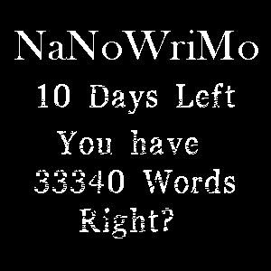 NaNoWriMo-Day-10