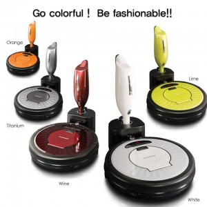 Go colorful! Be fashionable!