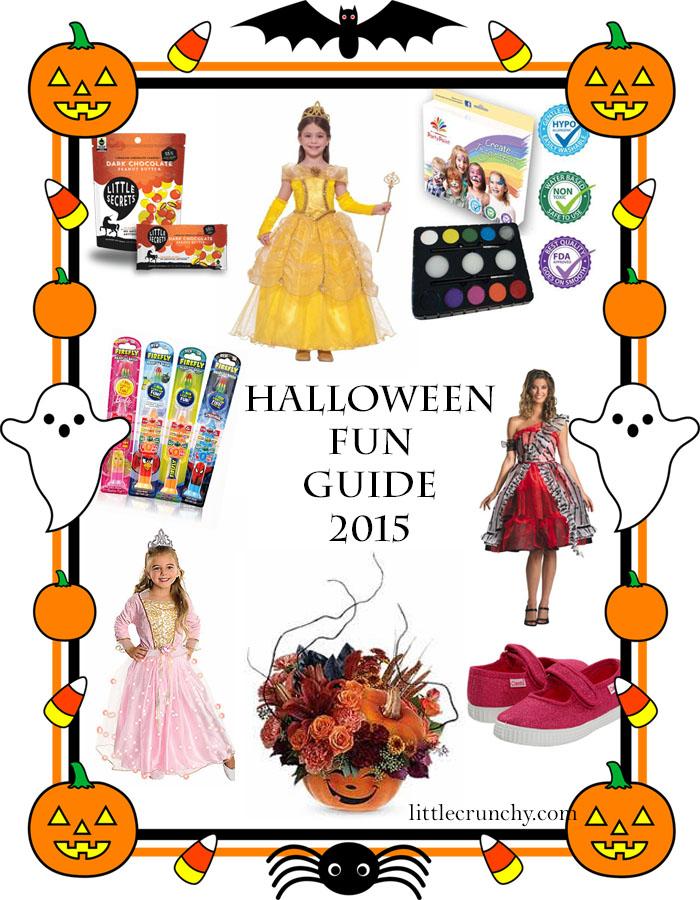 Halloween Fun Guide 2015