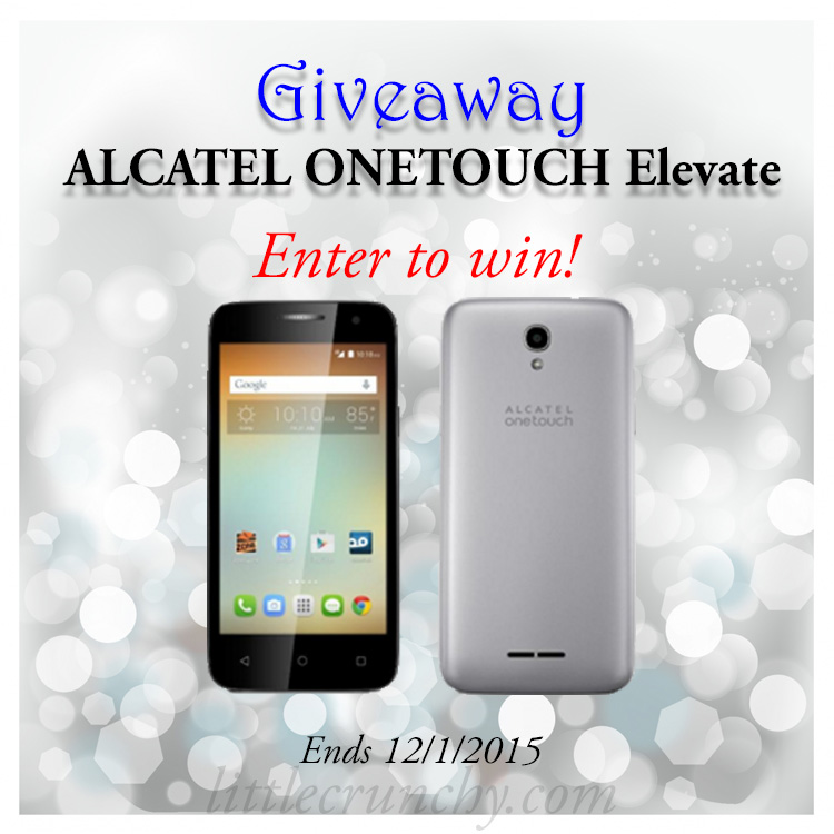 Alcatel Onetouch Giveaway holiday gift guode 20515