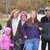 Dad and Family zoomed