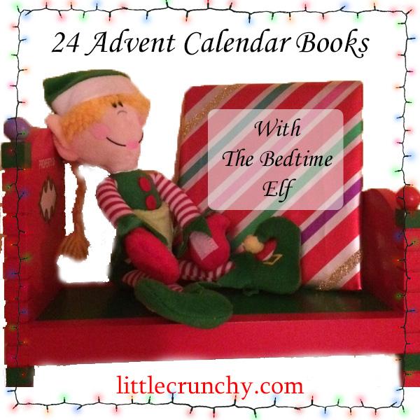 24 Advent Calendar Books