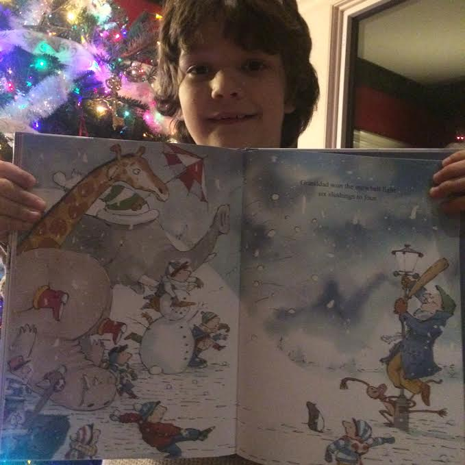 Snow Book 5