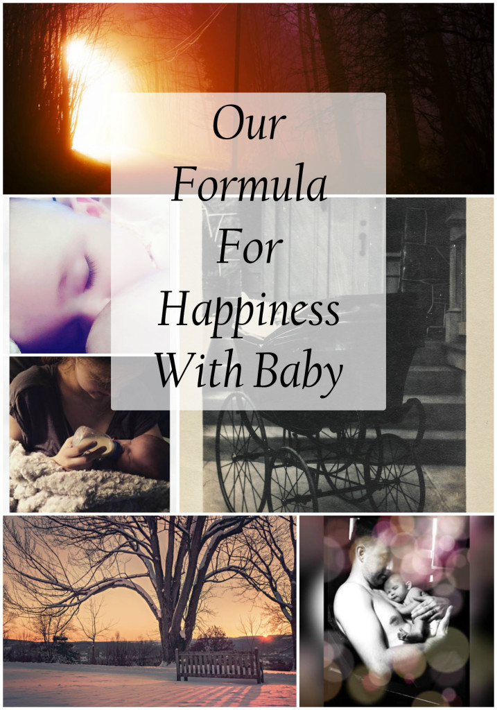 Formula For Happiness With Baby