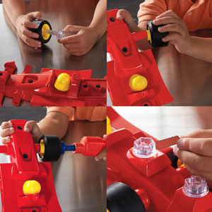Toy Review Design Drill Power Play Vehicles Race Car A