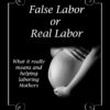 False Labor or Real Labor