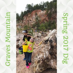 Graves Mountain Dig Kids
