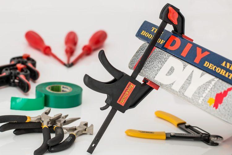 Diy Home Improvement Repairs Do-it-yourself Hobby