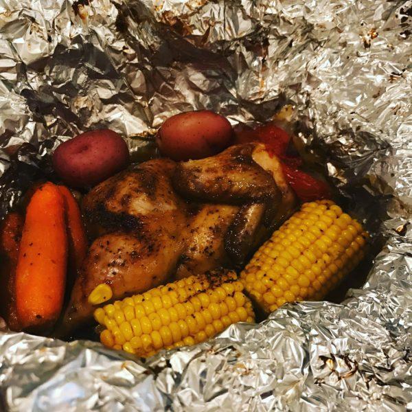 Cracker Barrel Campfire Chicken Nutrition