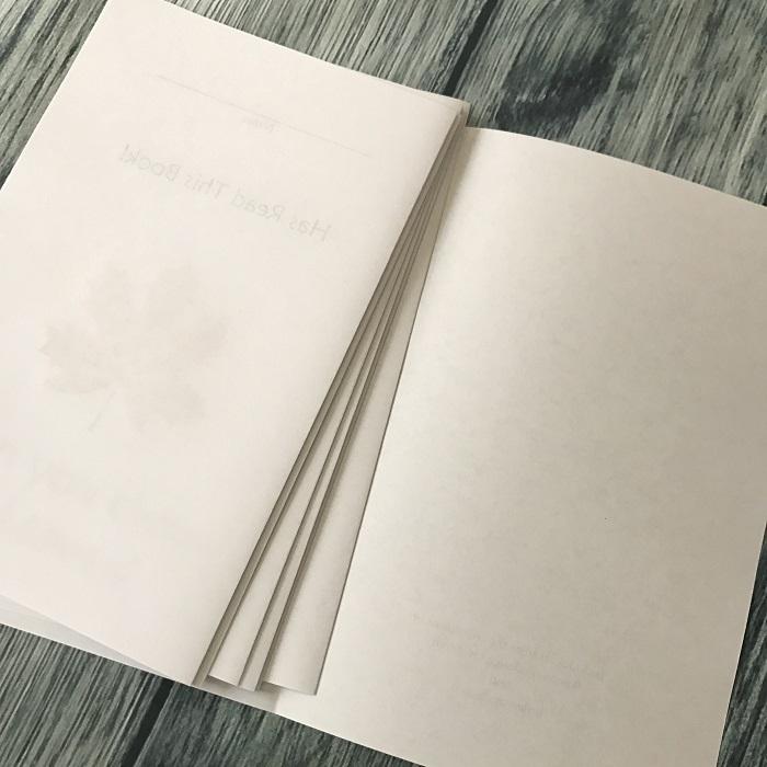 Printable Prek Book