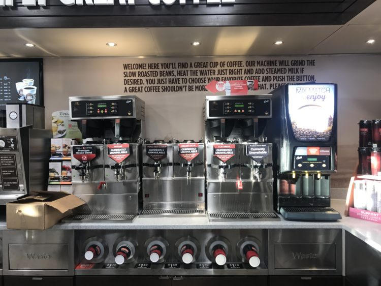 Beautiful Coffee Machines