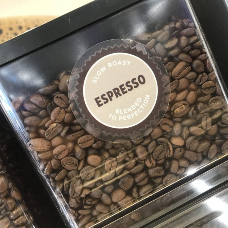 Simply Great Coffee Review Blogger Expresso