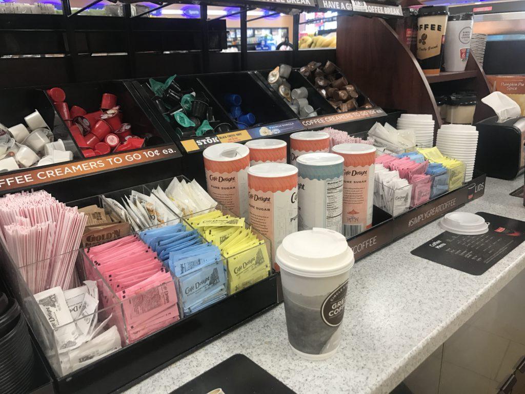New Circle K Coffee