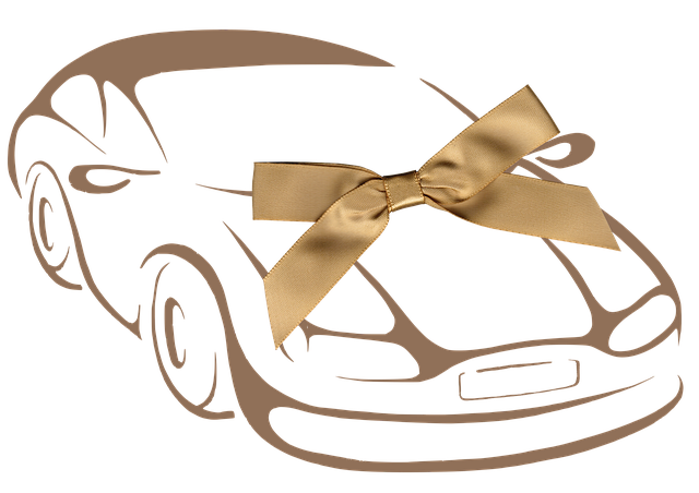 gifting a young adult a car