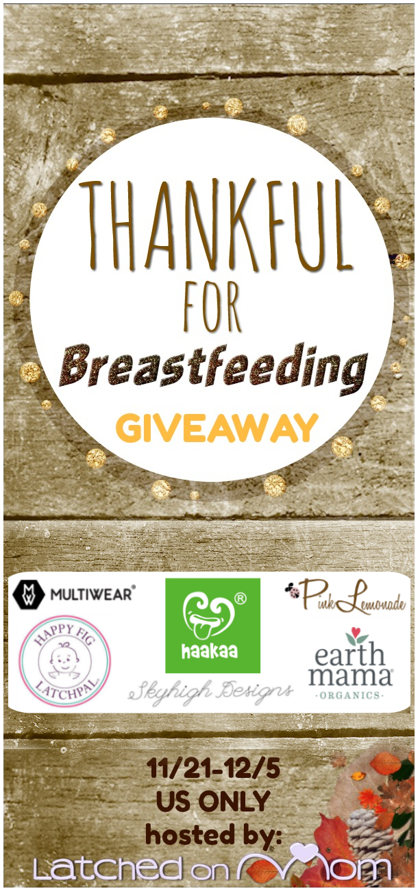 Giveaway for Breastfeeding Moms