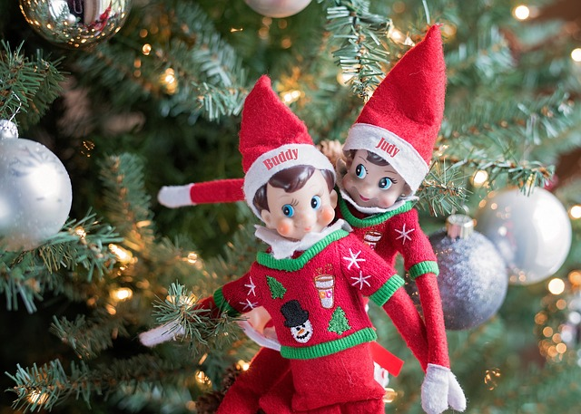 Elf on a Shelf Fun for all ages, specially tweens!