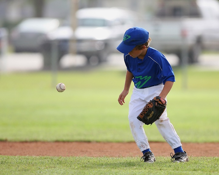 How to help kids get into sports