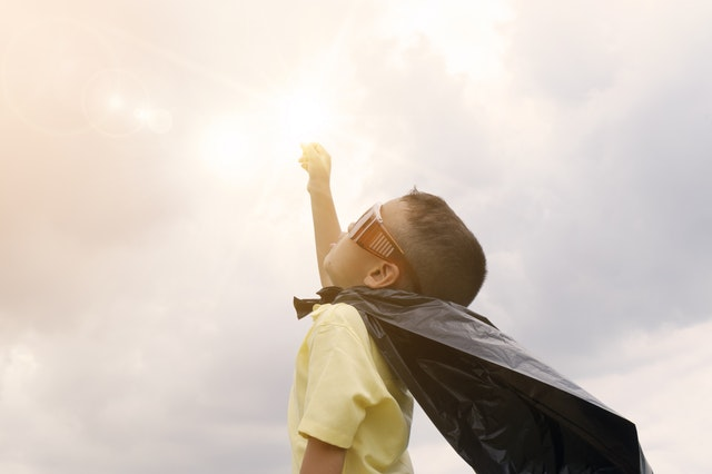 Super Hero Kids - Empowering