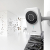 security camera self instal easy home