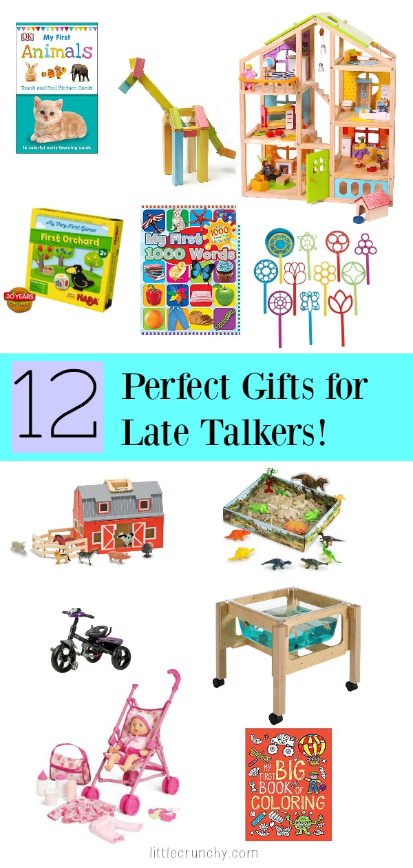 Toys For Preschoolers With Language Delays : Let s talk speech therapy t